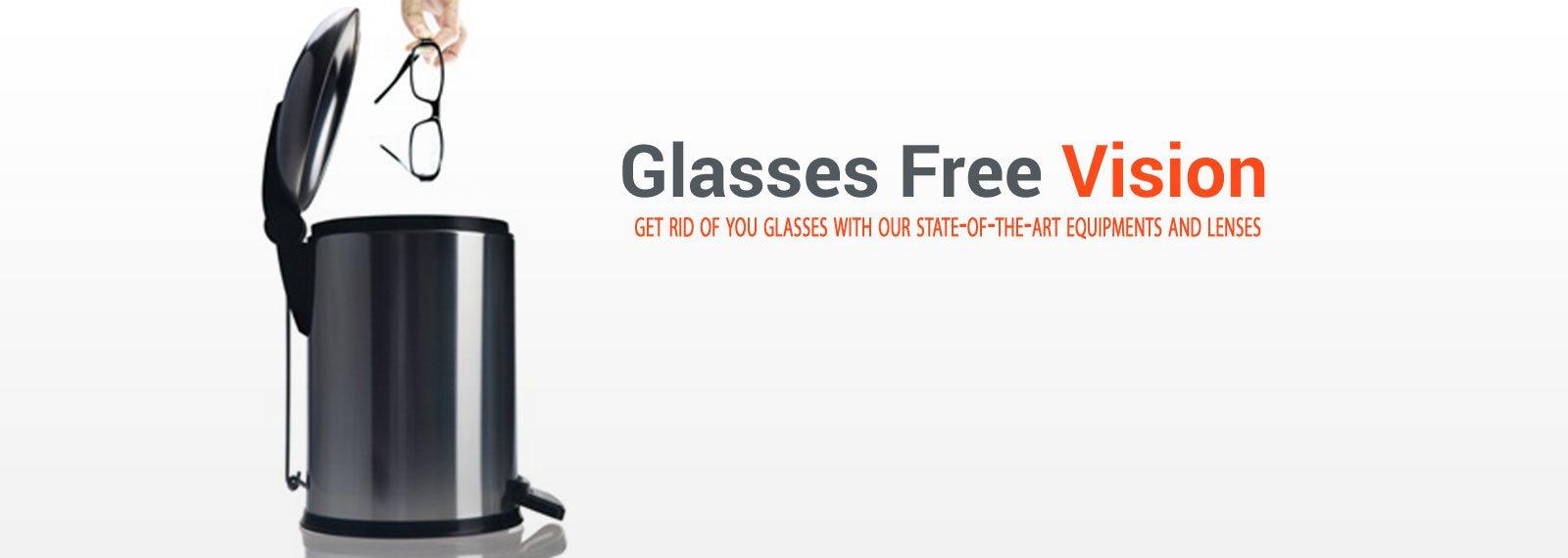 Glasses Free Vision